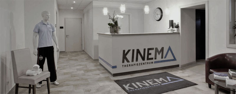 Wirbelsäulentherapie | Therapiezentrum KINEMA